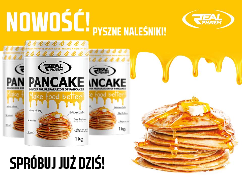 Real Pharm Pancake 100g