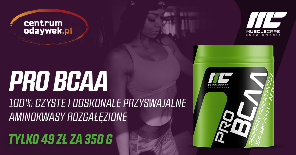 Muscle Care ProBCAA