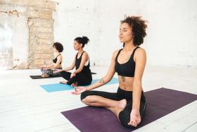 Medytacja w sporcie