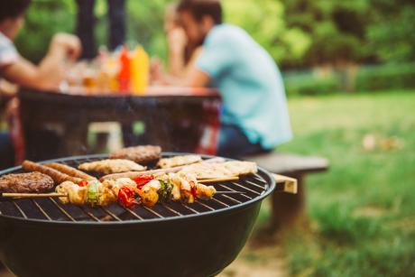 Jak odchudzić grilla?