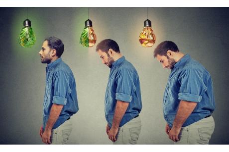 Endomorfik, czyli typ budowy ciała, z którym trudno schudnąć.