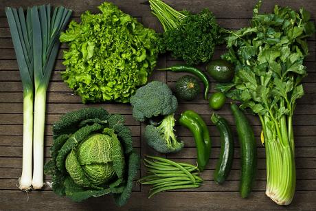 Graj w zielone! - TOP 10 warzyw