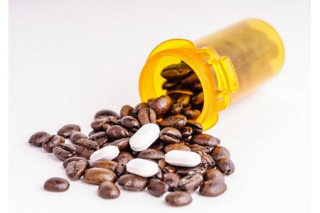 Kofeina w tabletkach