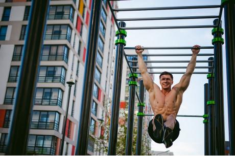 Suplementacja w street workout