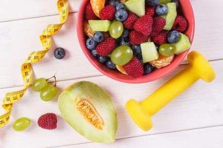 Jakie owoce są wskazane przy treningach?