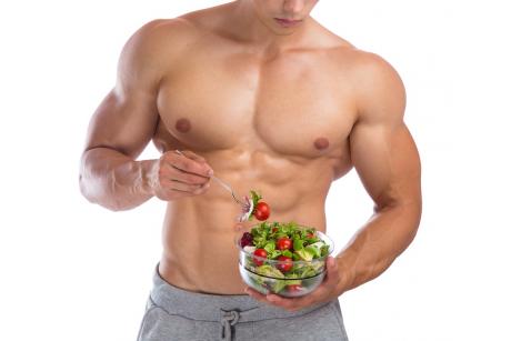 Dieta faceta, czyli zdrowe odżywianie po męsku