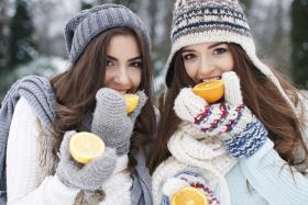 6 witamin, które potrzebujesz w czasie zimy