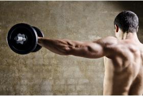 Jak zbudować potężne ramiona?