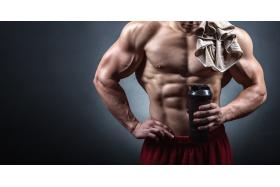 Utrata suchej masy mięśniowej