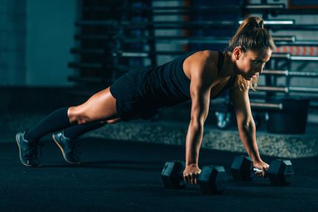 8 mitów na temat treningu siłowego
