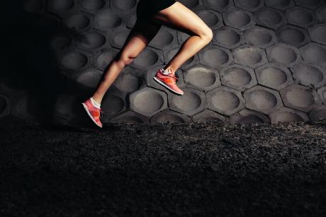 Sześć zasad szybszego biegania