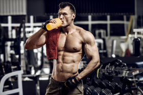 Co pić na siłowni?
