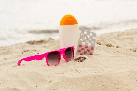Jakie suplementy warto zabrac ze sobą na urlop?